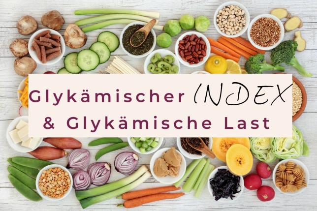 Zucker Glykämischer Index