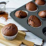 Gesunde Schoko-Muffins
