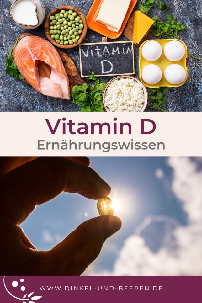 Vitamin D Ernährungswissen