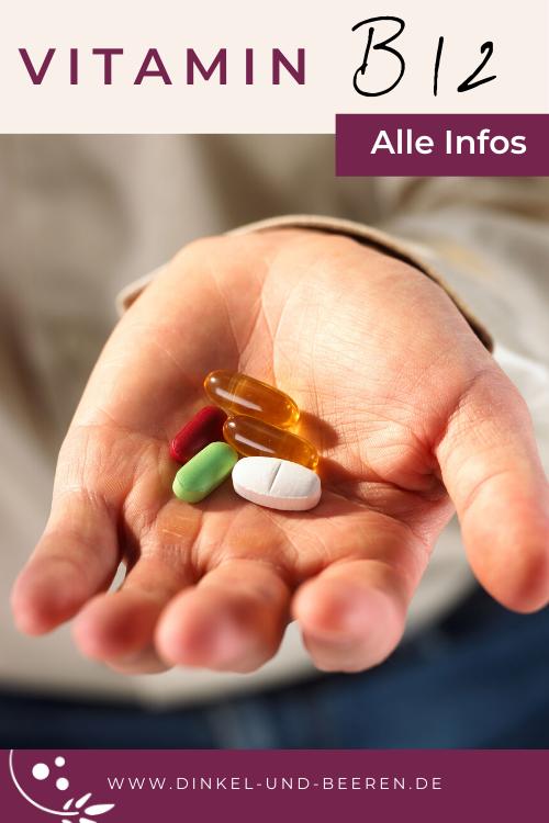 Vitamin B12 Ernährungswissen
