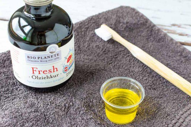 Bio Planète Fresh Ölziehkur