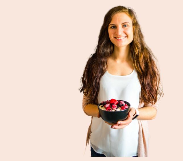 Dinkel & Beeren Blog gesunde Ernährung