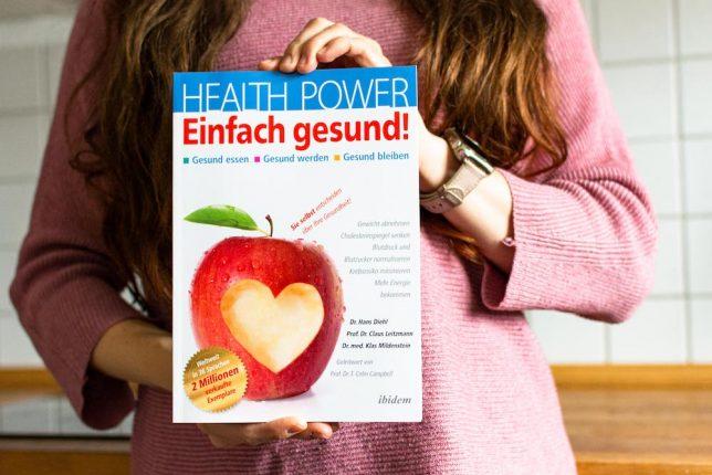 Health Power einfach gesund Buchrezension