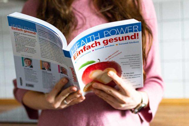 Health Power einfach gesund Buch