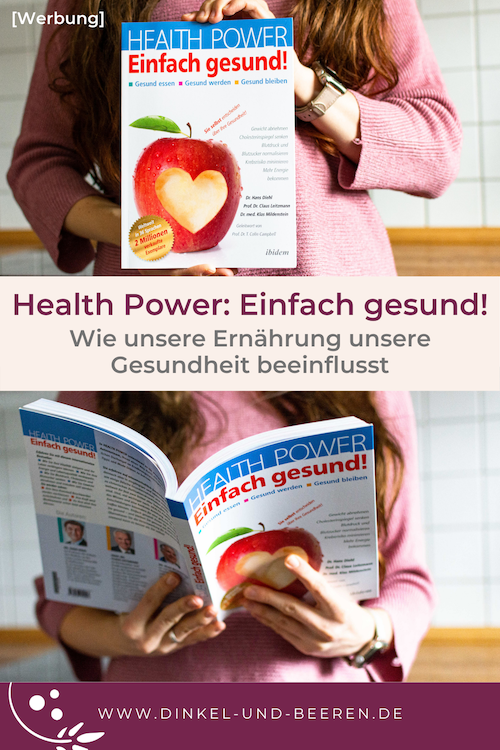 Health Power einfach gesund Gesunde Ernährung