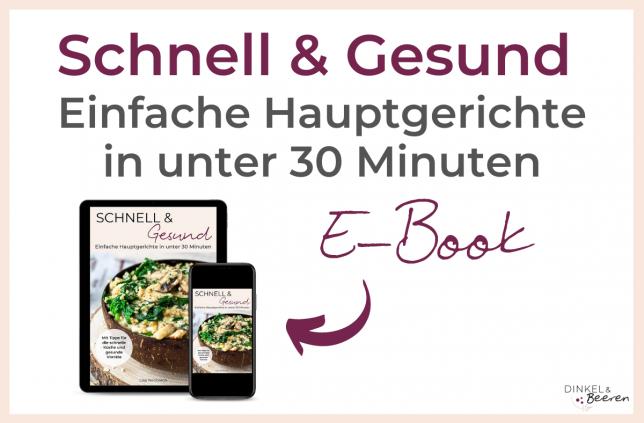 Schnell und gesund Kochen E-Book