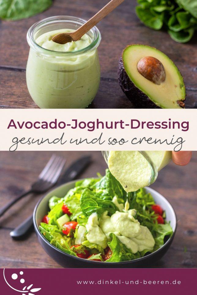 Avocado-Joghurt-Dressing